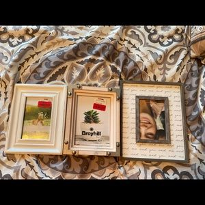 NWT Picture Frames